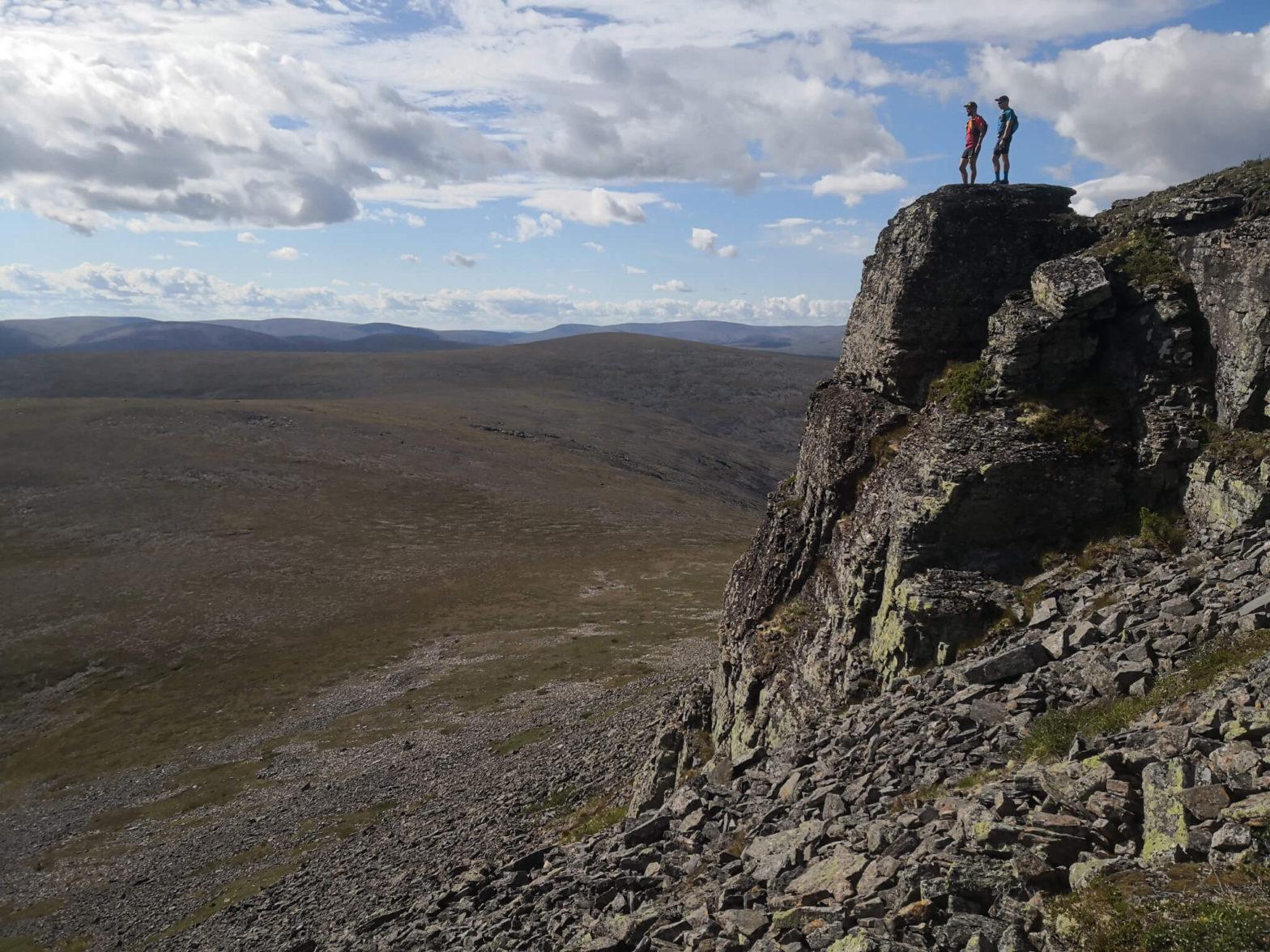 Polkujuoksuvaellus, Urho Kekkosen kansallispuisto