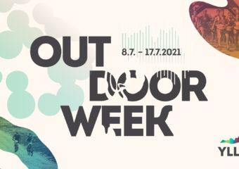 Ylläs Outdoor Week -polkujuoksupajat 13.–15.7.2021